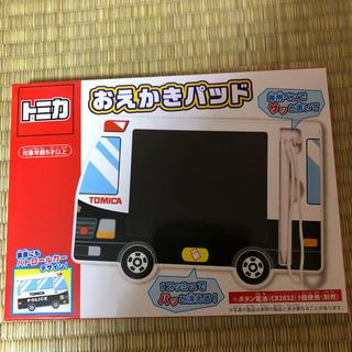 タカラトミー(Takara Tomy)のトミカ おえかきパッド パトカー(知育玩具)