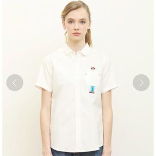 グラニフ(Design Tshirts Store graniph)のグラニフ ウォーリー 半袖シャツ(シャツ/ブラウス(半袖/袖なし))