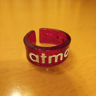 アトモス(atmos)のatmos メンズリング(リング(指輪))