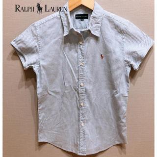 ラルフローレン(Ralph Lauren)のラルフローレン 半袖シャツ ブラウス160cm(ブラウス)