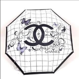 シャネル(CHANEL)の015w 傘 佐川急便 配送(傘)