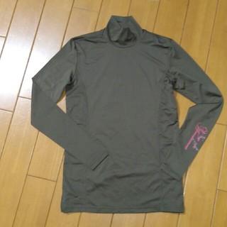 ニジュウサンク(23区)の23区sports カーキ色のロンT(Tシャツ(長袖/七分))