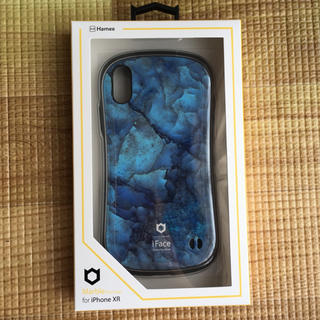 iPhone - 【新品】iPhone iFace First Class Marble ブルー