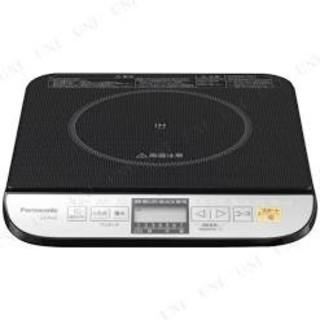 パナソニック(Panasonic)のパナソニック 卓上IH調理器 KZ-PH33-K (調理機器)
