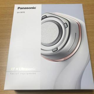Panasonic - 新品 パナソニック美顔器 RF(ラジオ波)海外対応コードレス EH-SR70