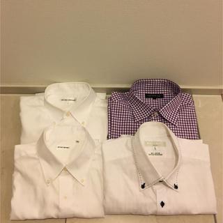 メイルアンドコー(MALE&Co.)のワイシャツ (半袖⚫︎長袖)4点セット(シャツ)