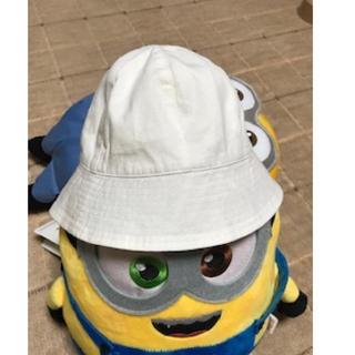 バーバリー(BURBERRY)のBURBERRY children 帽子 美品 三陽商会タグ(帽子)