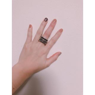 IOSSELLIANI - 【限定品】パズルリング5本セット