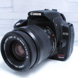 Canon - 【大人気機種!】Canon kiss N レンズキット