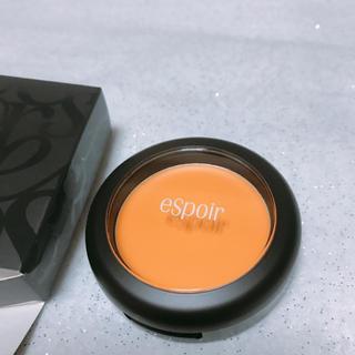 アモーレパシフィック(AMOREPACIFIC)の新品 エスポワール ブラッシュクリーム オレンジ系 チーク(チーク)