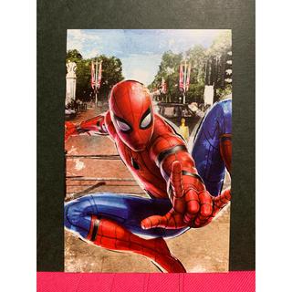 マーベル(MARVEL)の「スパイダーマン:ファー・フロム・ホーム」オリジナルグッズ ポストカード非売品 (洋画)