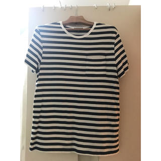 アーペーセー(A.P.C)のA.P.C アーペーセー Tシャツ ボーダー(Tシャツ/カットソー(半袖/袖なし))