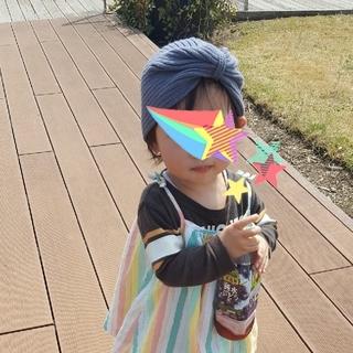 ベビーギャップ(babyGAP)の【babyGAP】ベビーターバン❤❤(帽子)