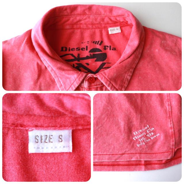 DIESEL(ディーゼル)の【DIESEL】ポロTシャツ M相当☆ メンズのトップス(ポロシャツ)の商品写真