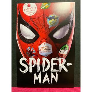 MARVEL - 「スパイダーマン:ファー・フロム・ホーム」オリジナルグッズ ポストカード非売品
