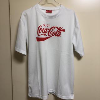 コカコーラ(コカ・コーラ)のコカコーラ  Tシャツ(Tシャツ/カットソー(半袖/袖なし))