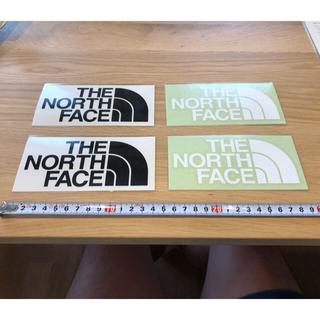 THE NORTH FACE - ノースフェイス ステッカー 正規品