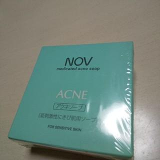 ノブ(NOV)のノブ アクネソープ A(洗顔料)