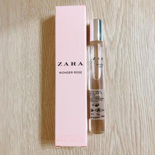 ZARA - ザラ ZARA ワンダーローズ オードトワレ ロールオンタイプ香水 10mL