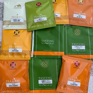 ルピシア(LUPICIA)のルピシア お茶 テイスティングセット(茶)