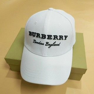 バーバリー(BURBERRY)のBurberry キャップ 帽子 2019新品 男女兼用(キャップ)