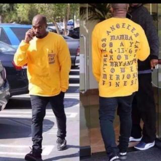 アディダス(adidas)のYeezy レアTシャツ Kany e West(カニエウエスト)(Tシャツ/カットソー(半袖/袖なし))