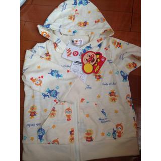 アンパンマン(アンパンマン)のアンパンマン パーカー トレーナー 90 羽織りもの(Tシャツ/カットソー)