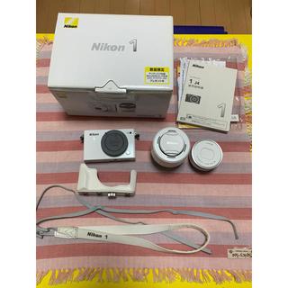 Nikon - Nikon ニコン ミラーレス Nikon1 J4  ダブルズームキット