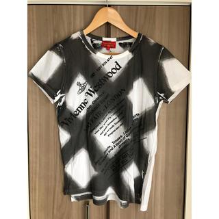 ヴィヴィアンウエストウッド(Vivienne Westwood)の【新品タグ付】Vivienne Westwood/グラフィックTシャツ(Tシャツ(半袖/袖なし))
