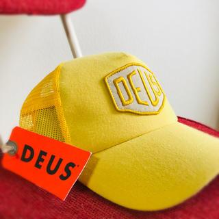 Deus ex Machina - 新品 Deus Ex Machina キャップ