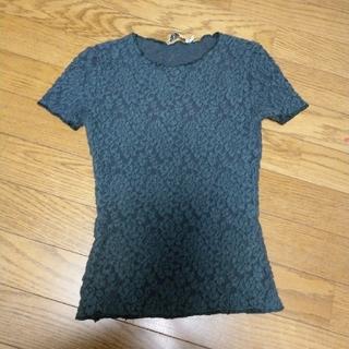 バーニーズニューヨーク(BARNEYS NEW YORK)のBARNEYS NEW YORK 半袖シャツ(Tシャツ(半袖/袖なし))
