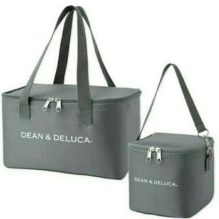 DEAN & DELUCA - DEAN&DELUCA 新品 ディーン&デルーカ 保冷バッグ グレー 2個セット