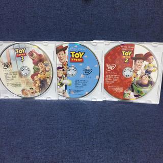 トイ・ストーリー - DVD トイストーリー 1.2.3 国内正規品 未使用 未再生