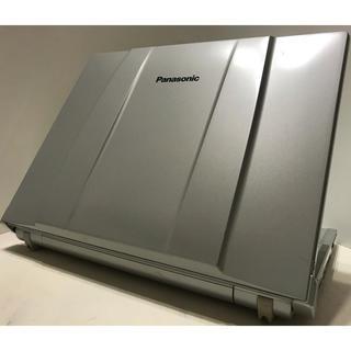 パナソニック(Panasonic)の高性能モバイル★Windows10★Let's Note★Core2DVDマルチ(ノートPC)