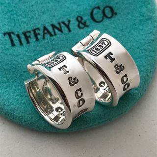 ティファニー(Tiffany & Co.)のTiffanyの1873ワイドフープピアス(ピアス)
