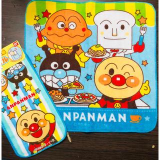 アンパンマン(アンパンマン)のアンパンマン タオル 3枚SET(タオル)