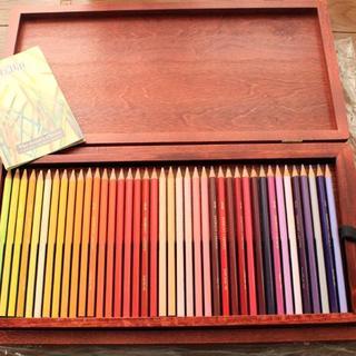 値下げ DERWENT 色鉛筆120色 ダーウェント