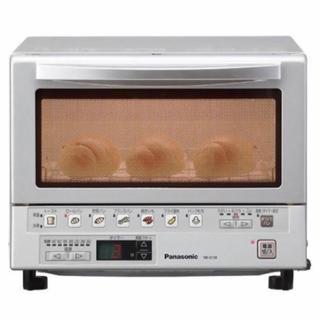 パナソニック(Panasonic)のパナソニック オーブン & トースター NB-G130-S(調理機器)
