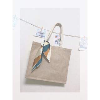 ムジルシリョウヒン(MUJI (無印良品))の無印良品 ジュートマイバッグ A4(トートバッグ)