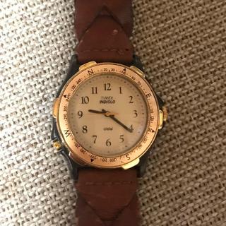 タイメックス(TIMEX)のTIMEX インディゴ サファリ(腕時計(アナログ))