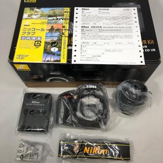 Nikon - 新品未使用 Nikon D5600 AF-P 18-55レンズKIT 保証付