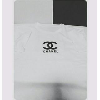 シャネル(CHANEL)のブランド ロゴ Tシャツ(Tシャツ(半袖/袖なし))