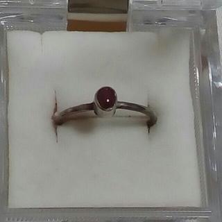 ルビー リング 指輪 約13号(リング(指輪))