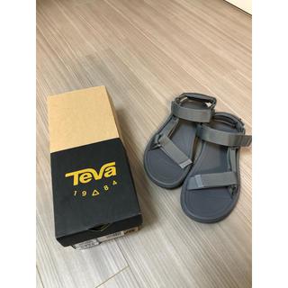 Teva - Teva ハリケーン グレー25.0  新品未使用