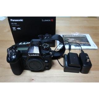 Panasonic -  LUMIX DC-G9 Pro 予備バッテリー・保証書つき