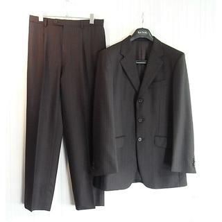 ポールスミス(Paul Smith)のsizeL☆極美品☆ポールスミス×ゼニア 3釦スーツ ストライプ(セットアップ)
