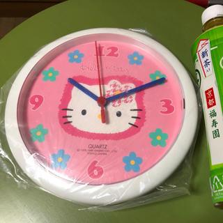 ハローキティ - ハローキティ ♡ オリジナル 壁掛け時計