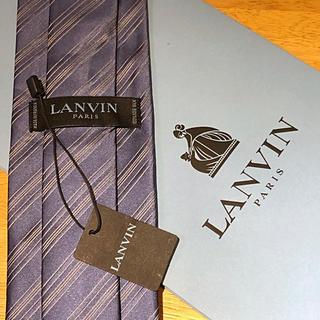 LANVIN - [未使用品]ランバンのネクタイ