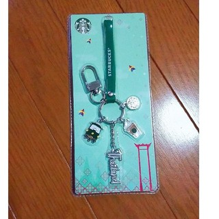 スターバックスコーヒー(Starbucks Coffee)のスターバックスコーヒー タイ STARBUCKS(キーホルダー)
