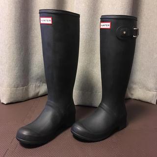 ハンター(HUNTER)のHUNTER ハンターレインブーツ 長靴 新品(レインブーツ/長靴)